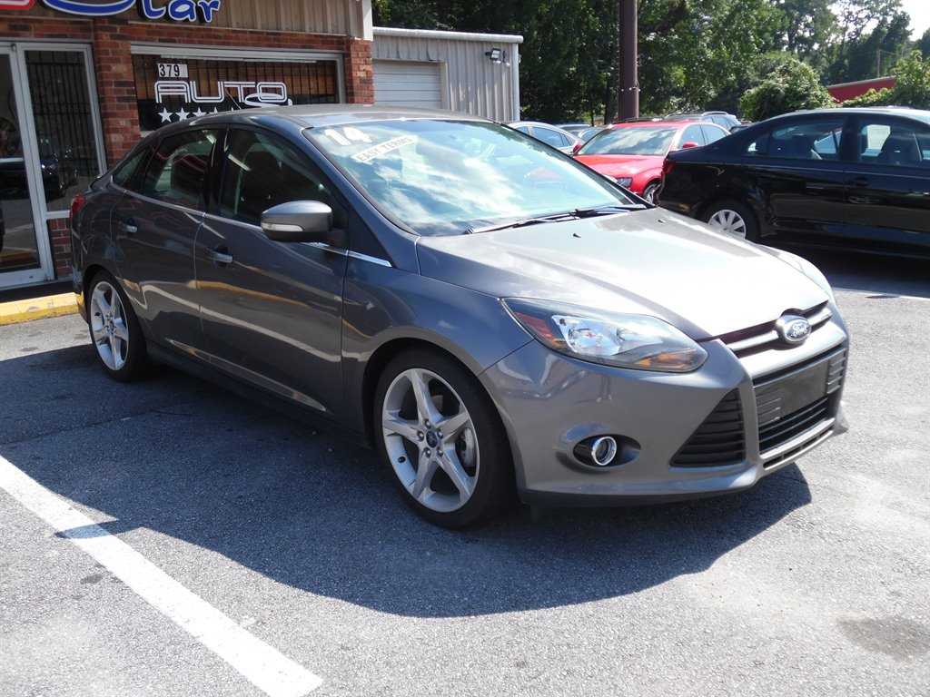 2014 Ford Focus 71116 Auto Star Used Cars For Sale Peachtree Motor Corners Ga